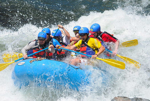 """White Water Rafting"""